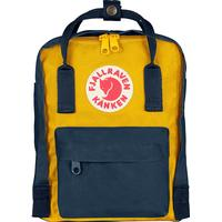 Fjällräven Kånken Mini - Navy Warm/Yellow (23561)