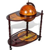 vidaXL Bar Globe