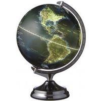 Globus Jorden om natten