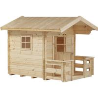 Plus Playhouse with Terrace 16741-1