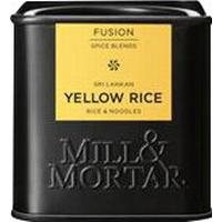 Mill & Mortar Yellow Rice