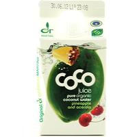 Dr Martins Coco Juice Ananas and Acerola