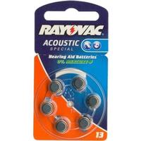 Høreapparat batterier V13 Rayovac
