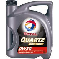 Total Motor Oil Quartz Ineo First 0W-30