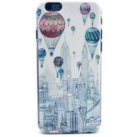Hot air balloon Cover Samsung Galaxy S4