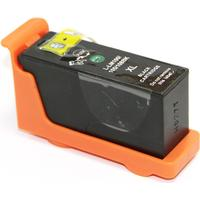 Lexmark 100XL BK(14N0820E)(19 ml) Svart kompatibel Bläckpatron
