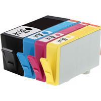 HP 364 XL Bundle 4 stk. SM596EE, kompatibel