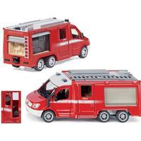 Siku Mercedes Benz Sprinter 6x6 Fire Engine 2113