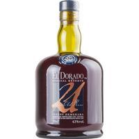 El Dorado 21 år Rom, Guyana, 43%