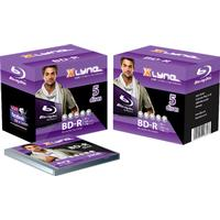 Xlyne BD-R 25GB 4x Jewelcase 5-Pack