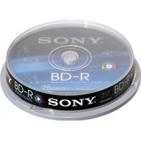 Sony BD-R 25GB 6x Spindle 10-Pack