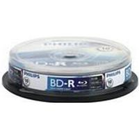 Philips BD-R 25GB 6x Spindle 10-Pack