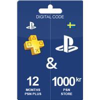 365 dagar PSN + 1000 kr