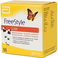 Freestyle Lite teststickor - 50 st