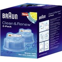 Braun Clean &Renew CCR2 2-pack
