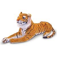 Melissa & Doug Mjuk Sibirisk Tiger 183cm