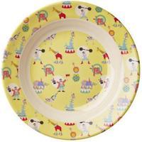 Rice Kids Melamine Bowl with Boy Circus Print 20cm