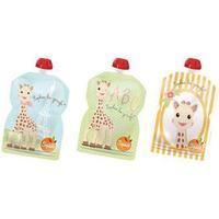 Sophie La Girafe Squiz - Sophie la Girafe - Matpåse refill - 3 st