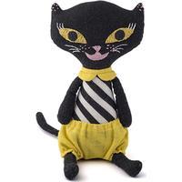 Littlephant Linen Dolls Cat
