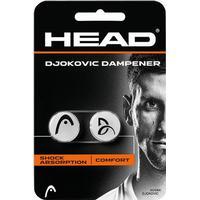 Head Djokovic White Dampener