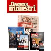 Tidningen Dagens industri 60 nummer