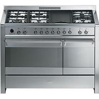 Smeg A3-7 Stainless Steel