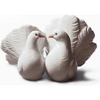 Lladro Couple of Doves Figur