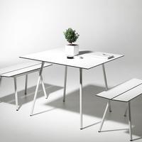 SMD Design Ella 90x90cm Matbord