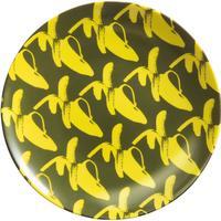 Lisa Bengtsson Go Bananas Yellow Fellow Desserttallerken 20 cm