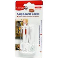 Clippasafe Låd- och Skåpregel 6-Pack