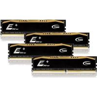 Team Group Elite Plus Black DDR4 2400MHz 4x4GB (TPKD416G2400HC16QC01)