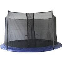 Millarco Trampoline with Edge Mat + Safety net 399cm
