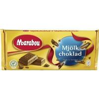 Marabou Milk Chocolate 200g 18-pack