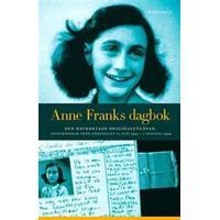 Anne Franks dagbok: den oavkortade originalutgåvan: anteckningar från gömstället 12 juni 1942 - 1 augusti 1944 (Inbunden, 2005)