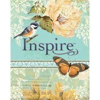 Inspire Bible-NLT: The Bible for Creative Journaling (Inbunden, 2016)