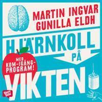 Hjärnkoll på vikten (Ljudbok nedladdning, 2014)