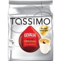Tassimo Mellanrost kaffekapslar 16 port