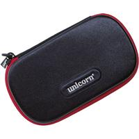 Unicorn Contender Xl Hard Black Darts Case Wallet