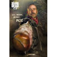 GB Eye The Walking Dead Negan Maxi 61x91.5cm Plakater