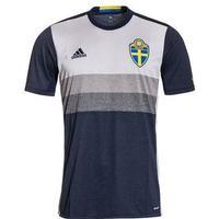 Adidas Sweden Away Jersey 16/17 Sr