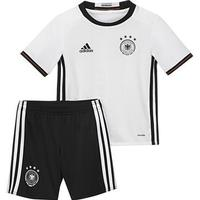Adidas Germany Home Jersey Kit 16/17 Infant