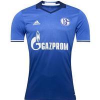 Adidas Schalke 04 Home Jersey 16-18 Sr