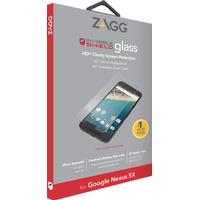 Zagg Invisibleshield Glass Screen Coverage Google Nexus 5X (N5XGLS-F00)