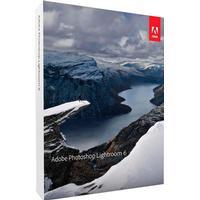 Adobe Lightroom 6 Win/Mac Sve Esd