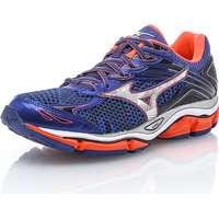 best sneakers 4ffb0 4efe3 Mizuno Wave Enigma 6 Blue Orange