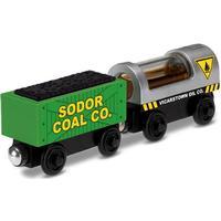 Thomas & Friends Wooden Railway Series Oil & Coal Cargo