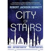 City Of Stairs (Pocket, 2015), Pocket