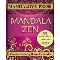 Mandala Zen: A Beautiful Collection of 100 Mandalas Designs Containing Hours of Calm and Relaxation. Color the Stress of the Day Aw (Häftad, 2015)
