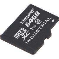 Kingston Industrial Temperature MicroSDXC UHS-I U1 64GB