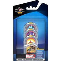 Disney Interactive Infinity 3.0 Marvel Battlegrounds Power Discs